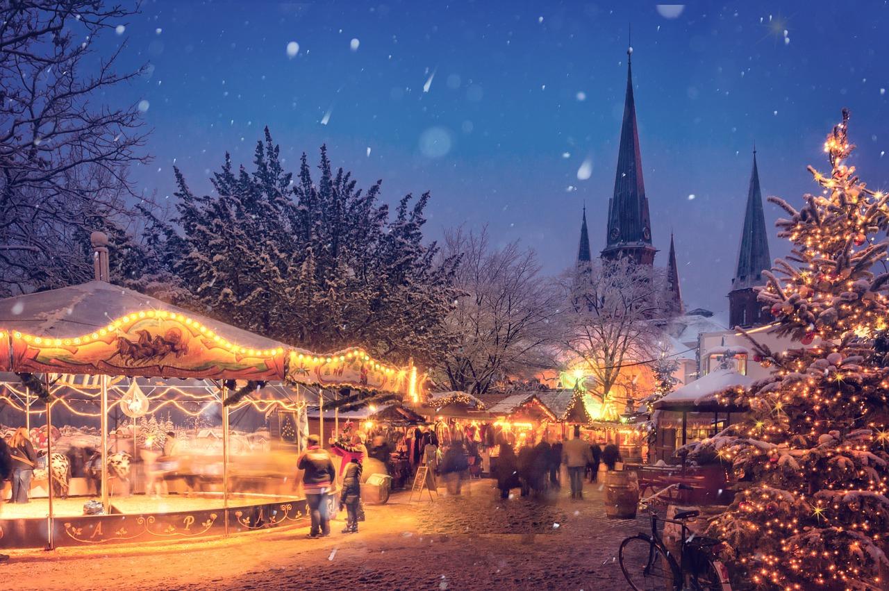 kerstvakantie bij Landal, kerstmarkt Duitsland