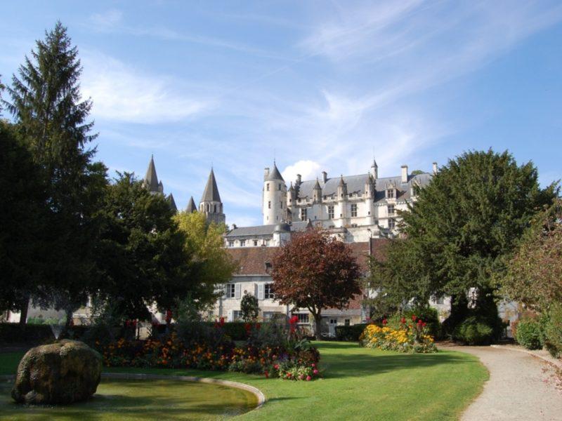 Citadelle - kasteel tuin