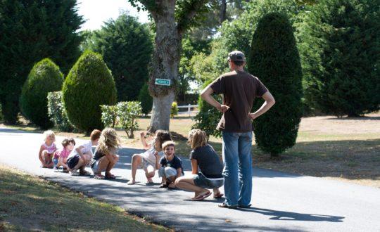 Domaine de Kermario - Kids-Campings.com