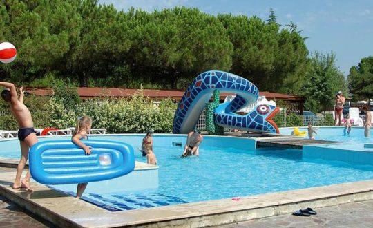 Camping Village Punta Spin - Kids-Campings.com