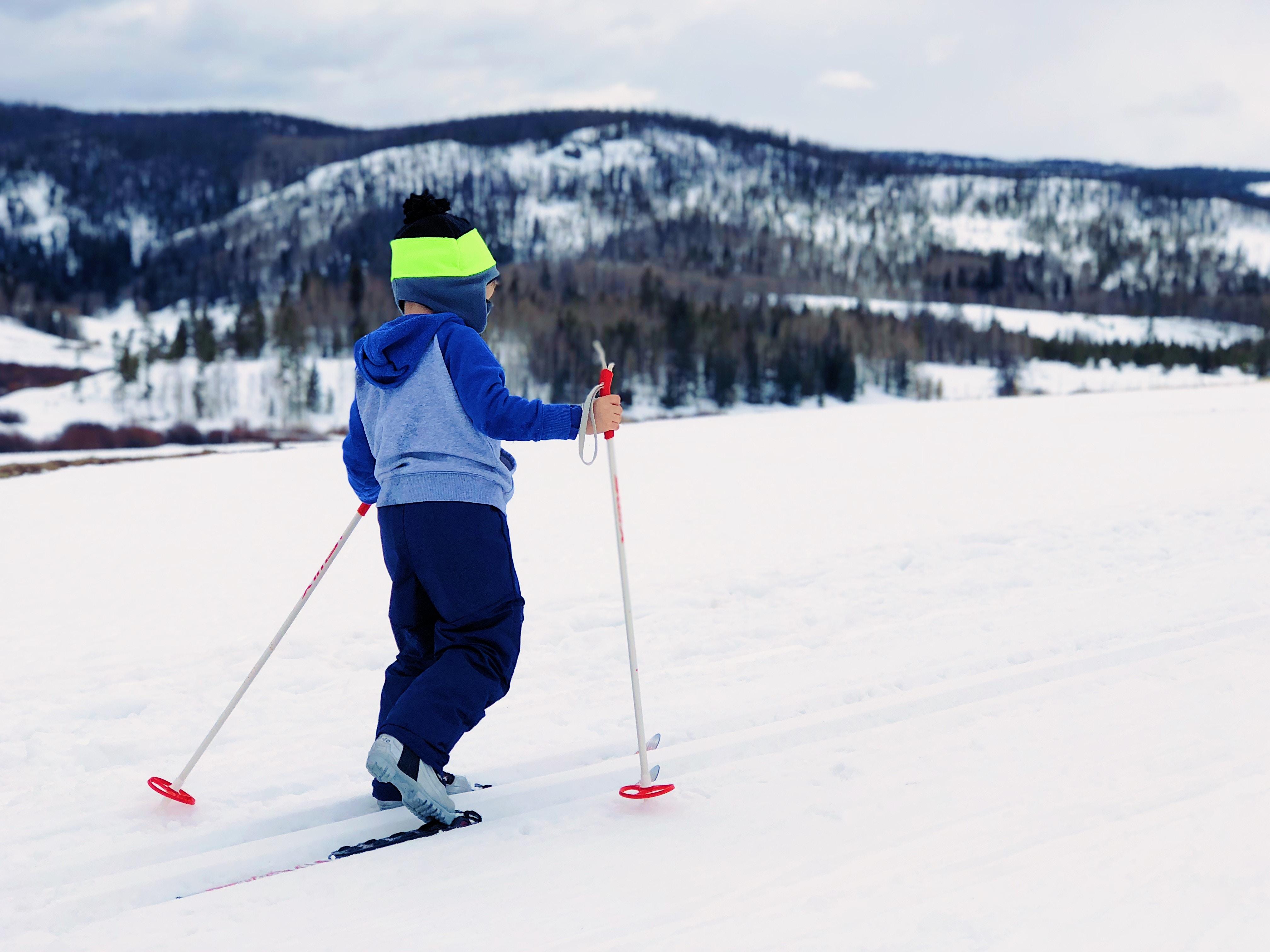 Voorbereid op wintersport - kind ops kies