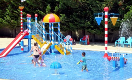 Camping Les Amiaux - Kids-Campings.com