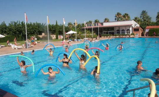 Camping Playa Cambrils - Kids-Campings.com
