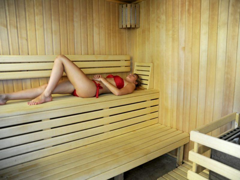 Sauna wellness Camping Le Patisseau - Kids-campings