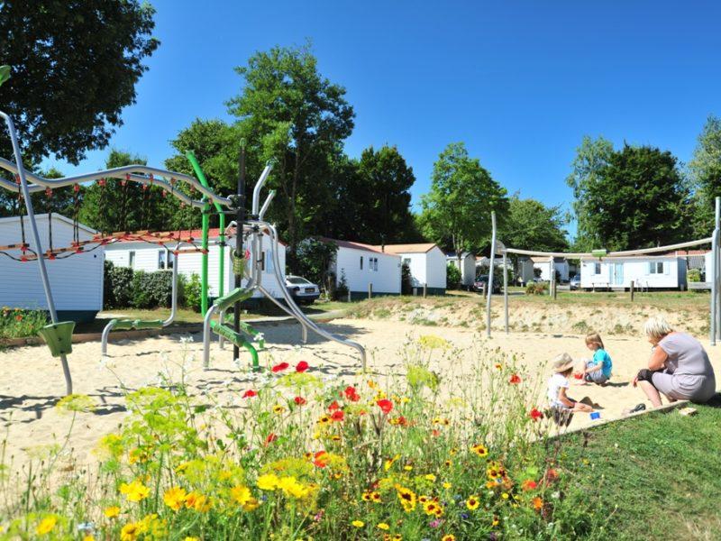 Speeltuin kids Camping Le Patisseau - Kids-campings