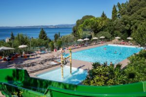 Uitzicht Gardameer - Camping La Rocca, Kids-Campings - Vacanceselect