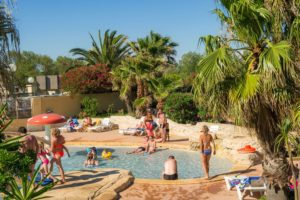 Zwembad camping- Camping Le Petit Mousse, glamping.nl - Vacanceselect