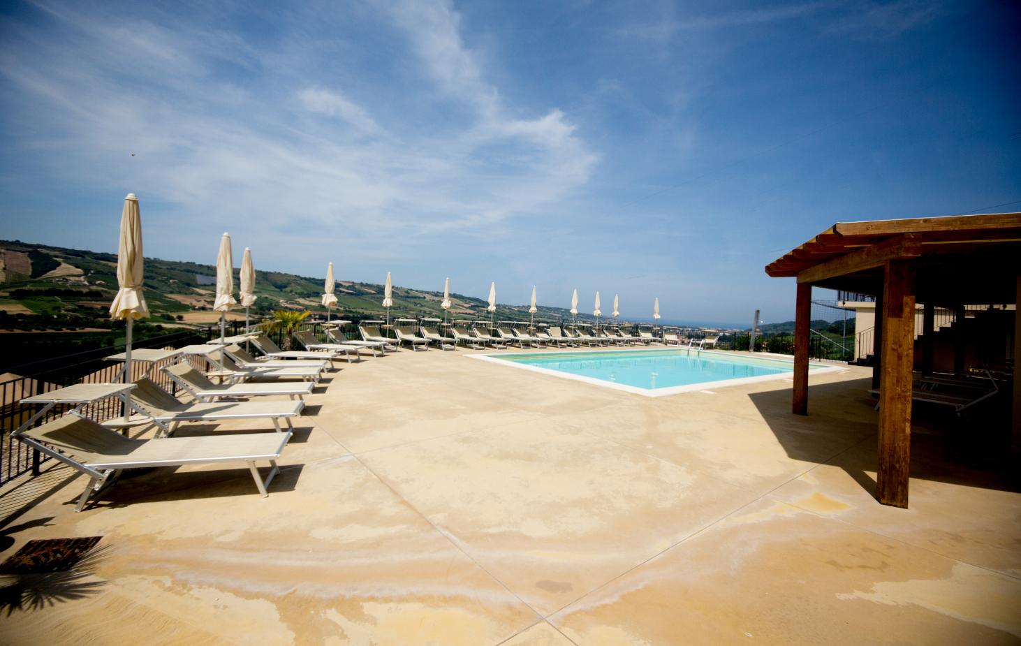 zwembad villa alwin