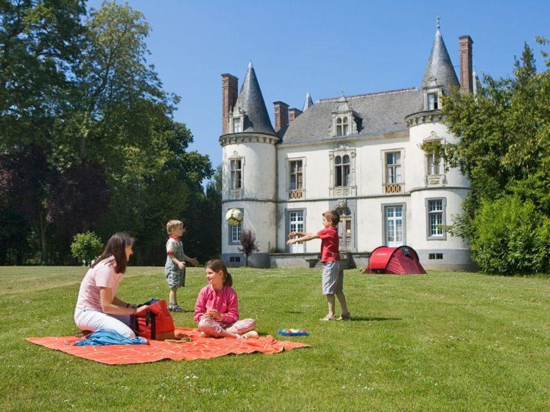 Ville Huchet kasteel