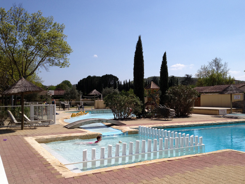 Zwembad camping - Coudoulets, kids-campings