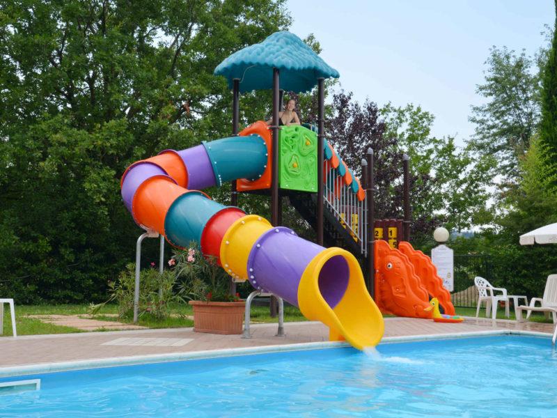 Zwembad camping - Il Gabbiano, kids-campings