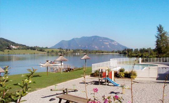 Een actieve familievakantie in de bergen bij Lac du Lit du Roi