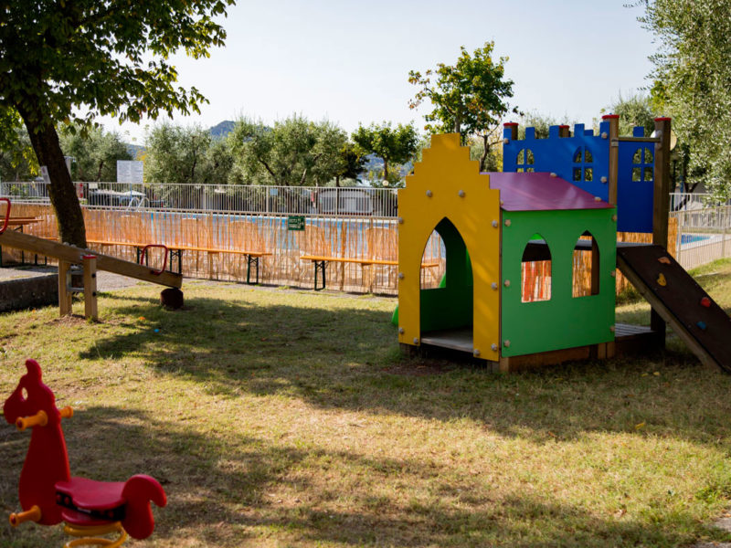 Speeltuin kinderen - Vacanze Camping Boutique, kids-campings