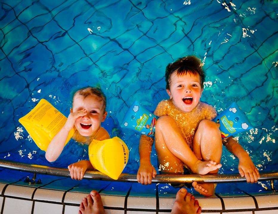 Zwemmen kinderen -Vacanze col Cuore, Kids-campings