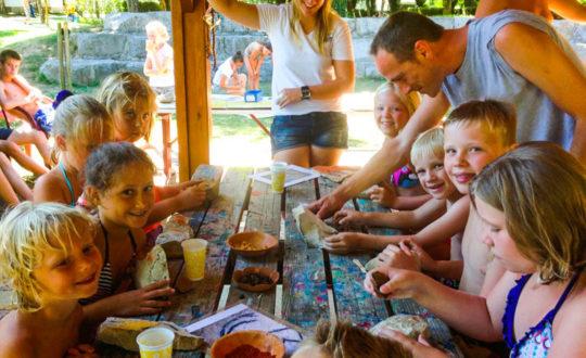 La Roubine - Kids-Campings.com