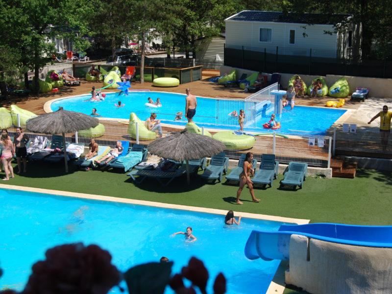 Zwembad - La Pinède