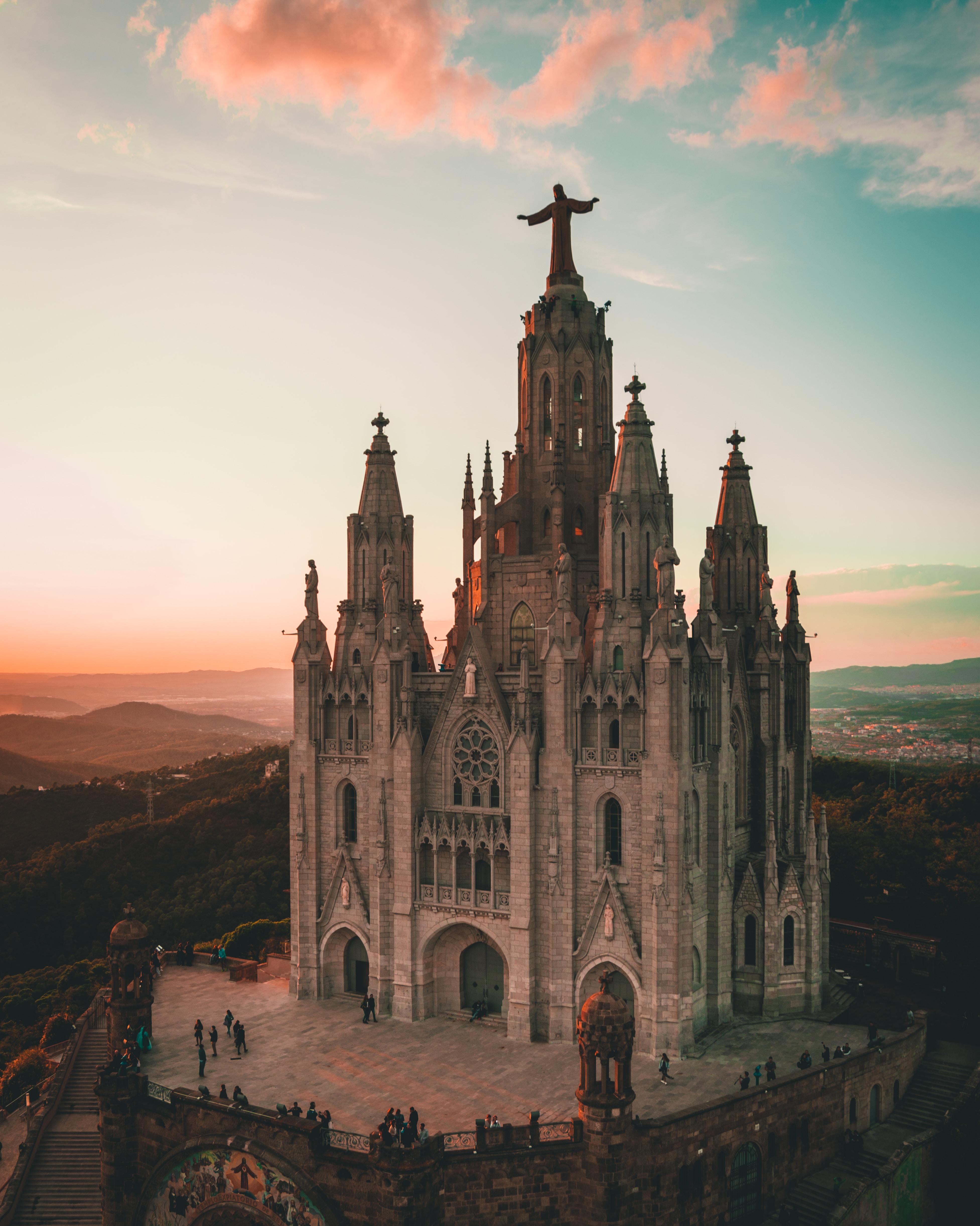 Sagrada Familia - Dagje Barcelona met de kinderen