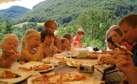 Le Gallo Romain - Kids-Campings.com