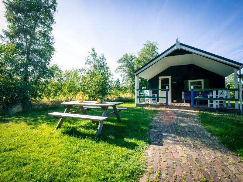 Staphorsthuisje - De Vossenburcht - Kindvriendelijk kamperen