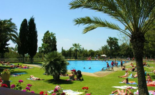 3x Top campings aan de Costa Dorada