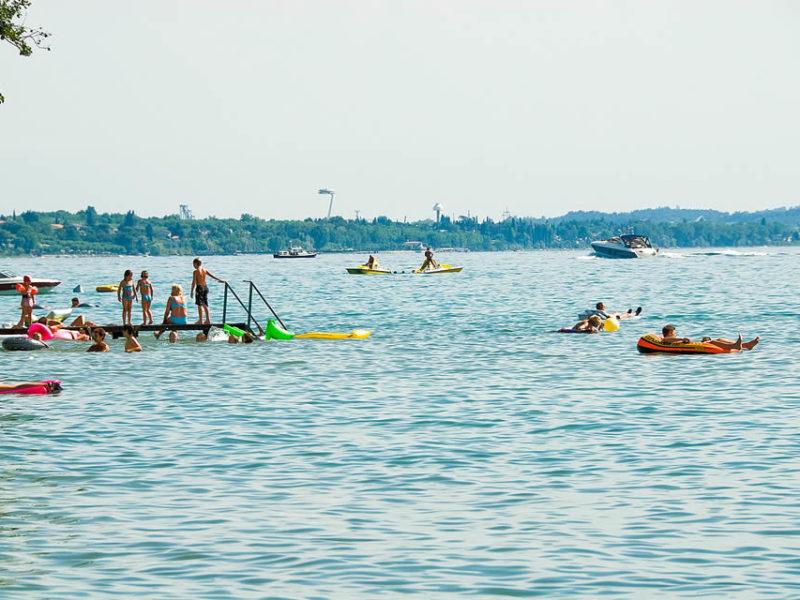 Het Gardameer - Cisano San Vito - Kids-Campings