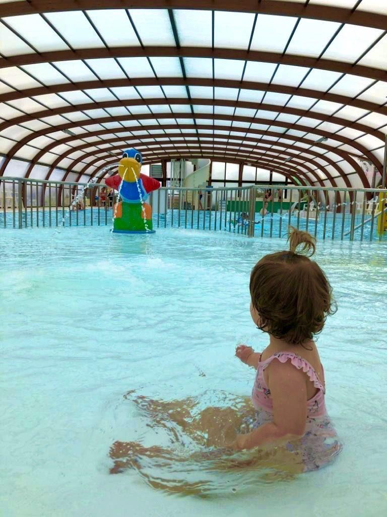 Zwembad Domaine de Litteau