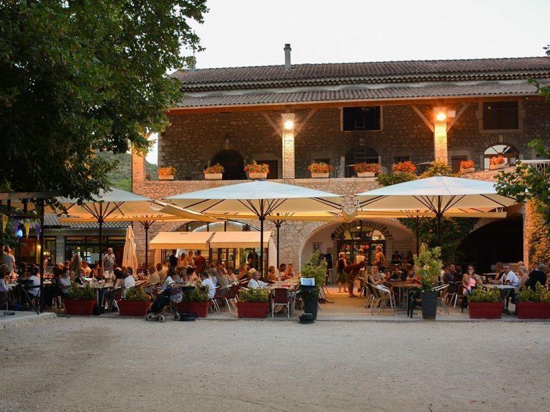 Restaurant - Domaine Arleblanc