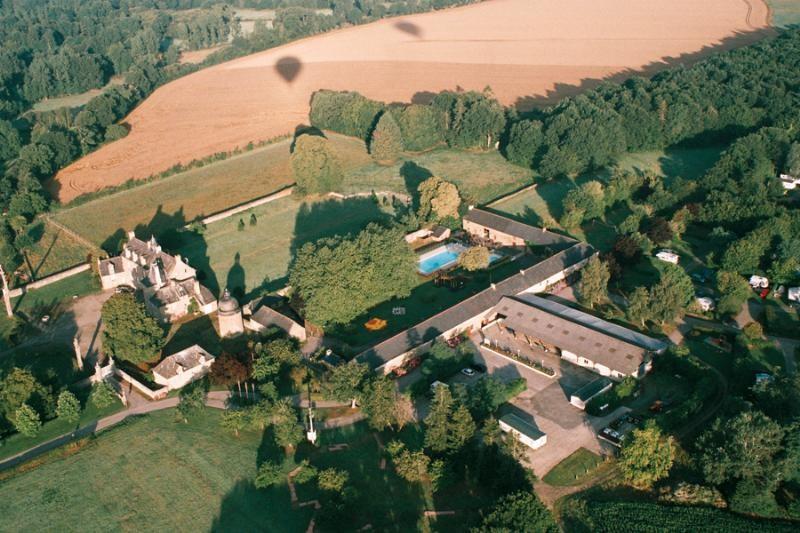 Domaine du Logis via Kids-Campings.com