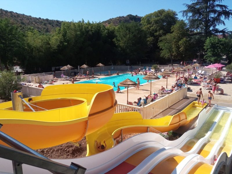 Zwembad - Domaine Arleblanc