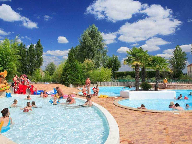 Buitenzwembad - Les Bois du Bardelet