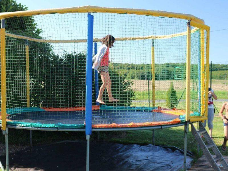 trampoline Les Bois du Bardelet