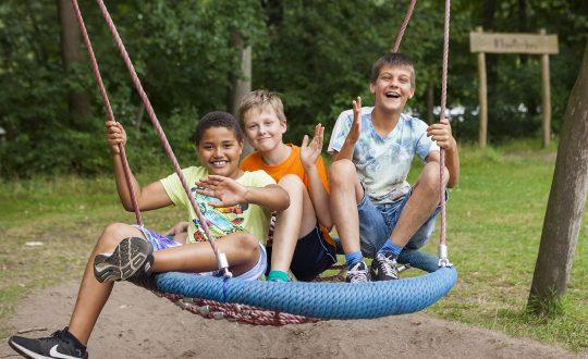 Reeënwissel - Kids-Campings.com