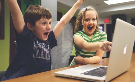 Educatieve websites voor kinderen