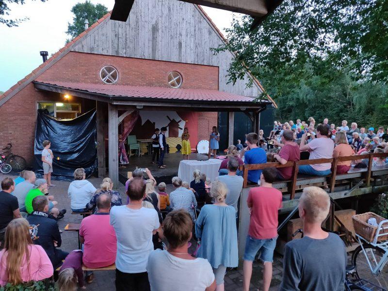 De Rammelbeek - kids-campings.com