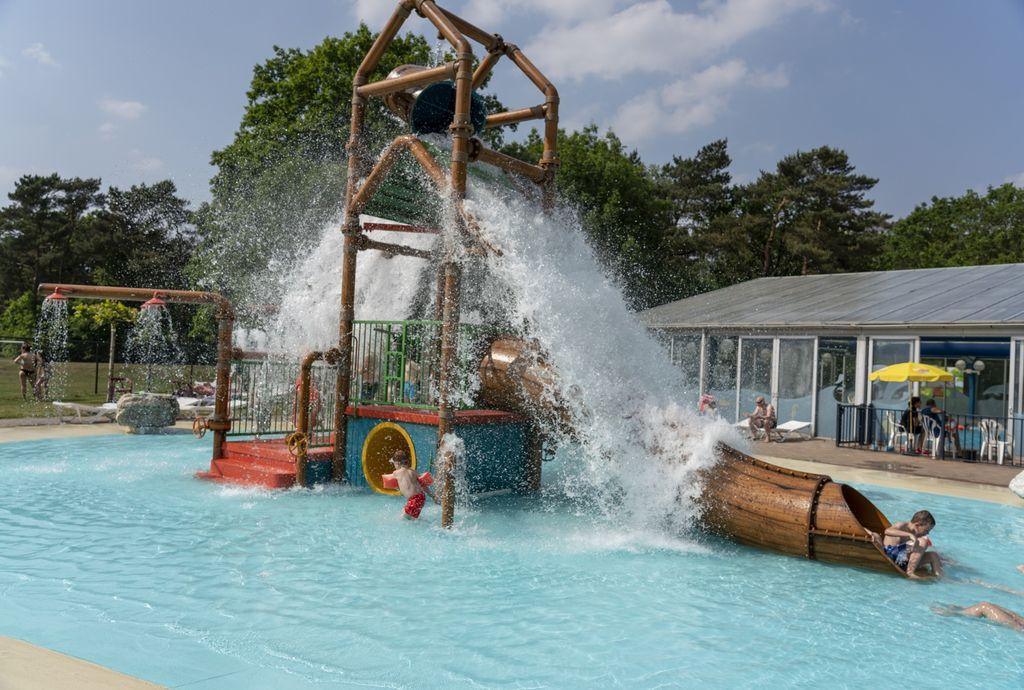 Vakantiepark Westerbergen - kids-campings.com