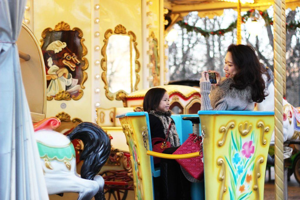 Theme park loly galina