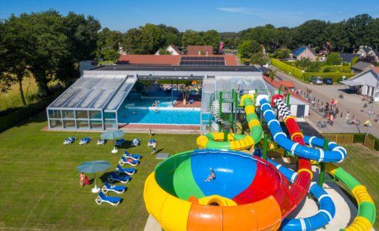 Vakantiepark De Fruithof - Kids-Campings.com