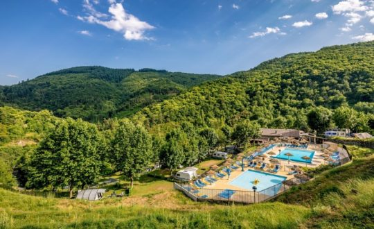 Camping L'Ardechois - Kids-Campings.com