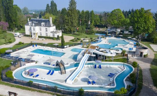 Sandaya Château des Marais - Kids-Campings.com