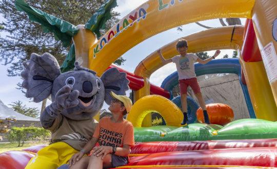 Sandaya Moulin de l'Eclis - Kids-Campings.com