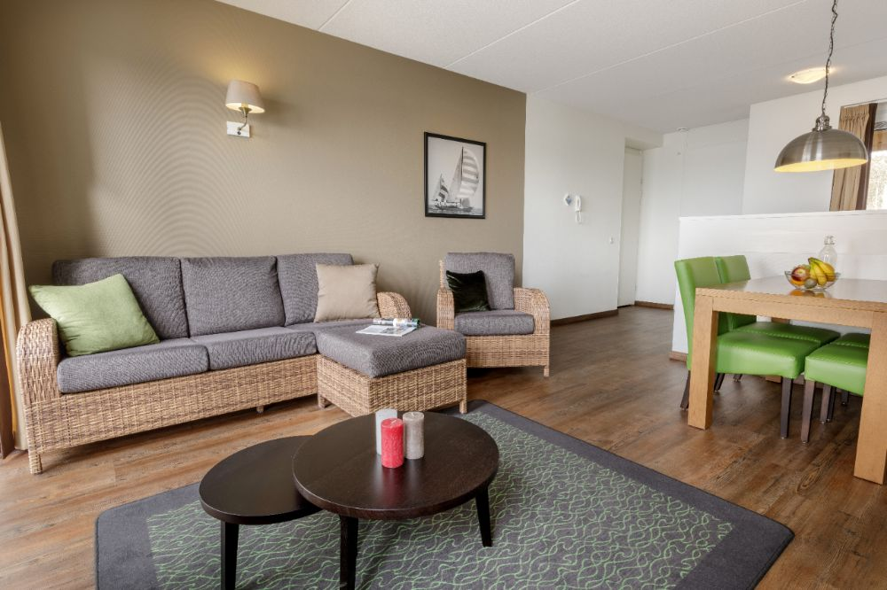 Luxe cottage op de Eemhof