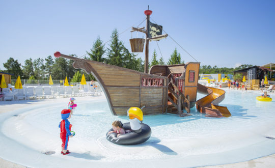 Sandaya Le Grand Dague - Kids-Campings.com
