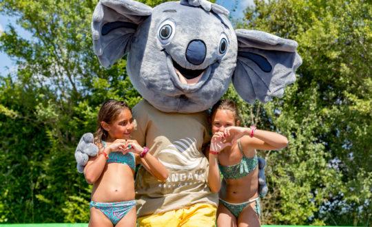 Sandaya Péneyrals - Kids-Campings.com