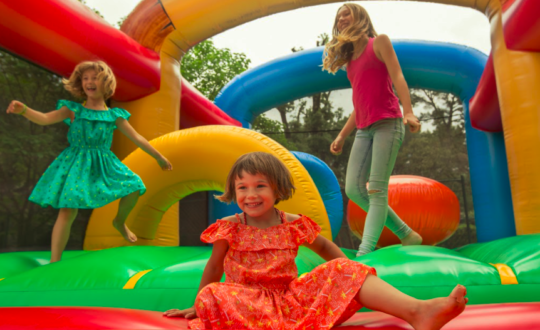 Sandaya Plein Air des Chênes - Kids-Campings.com
