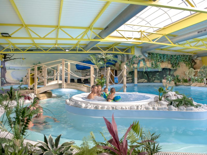 Zwembad van Le Bel Air